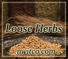 Loose Herbs - Damiana - Marshmallow - Mullein